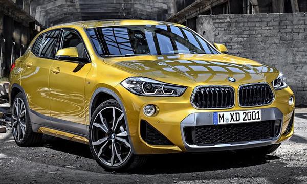 BMW X2 sDrive20i M Sport X 2018