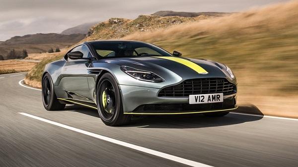 สปอร์ตเรือธงรุ่นพิเศษ Aston Martin DB11 AMR ดุดัน และแรงขึ้นด้วย