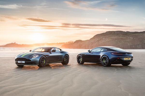ชมภาพสวยหรูของ Aston Martin DB11 AMR