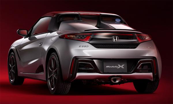 Honda S660 Modulo X 2018