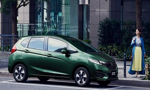 Honda Jazz Fit Comfort Edition 2018