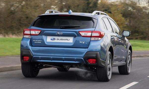 Subaru New XV 2018