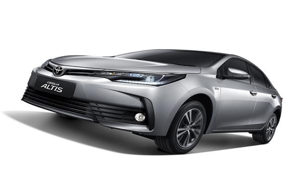 Toyota Corolla Altis 1.8 S
