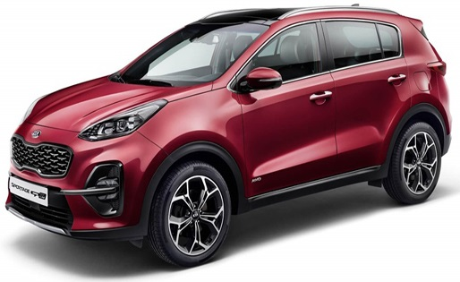 Kia Sportage Minor Change 2018