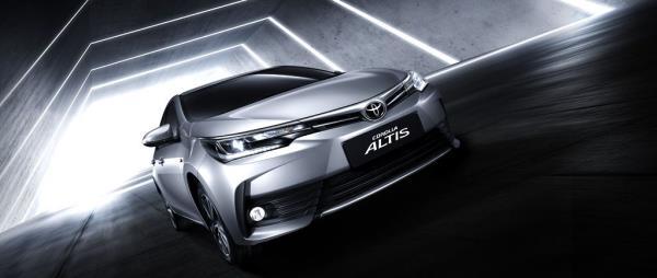 Toyota Corolla Altis 2018