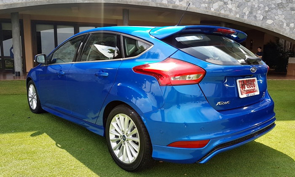 Ford Focus 1.5 L EcoBoost Turbo sport