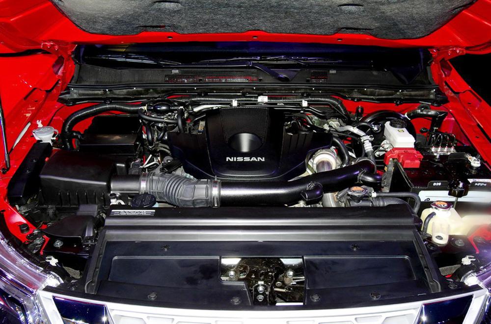 Nissan Terra 2018 มากับขุมพลังเครื่องยนต์รหัส YS23DDT ขนาด 2.3 ลิตร ให้กำลังสูงสุด 190 แรงม้า