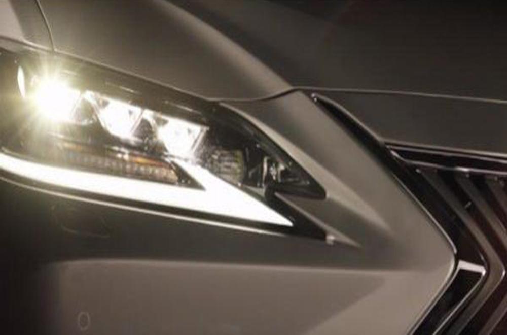 ไฟหน้าแบบ LED และ ไฟส่องสว่างกลางวันแบบ LED Daytime Running Light