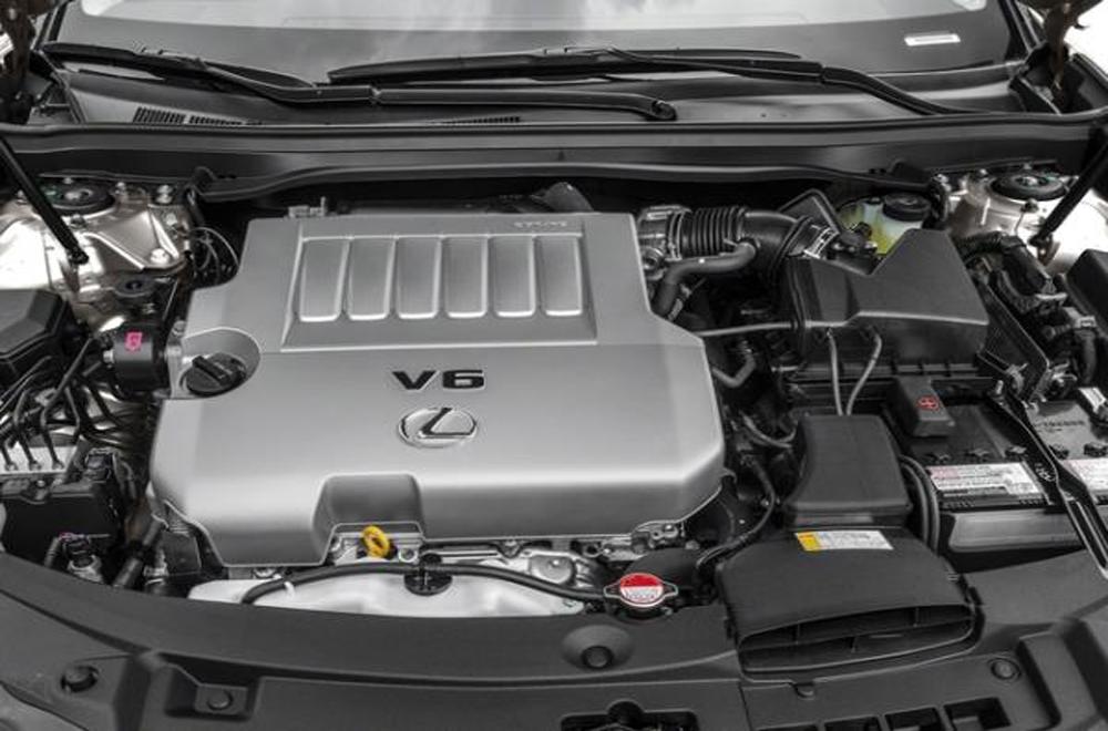 Lexus ES 2018 มากับขุมพลังเครื่องยนต์ V6 ขนาด 3.5 ลิตร