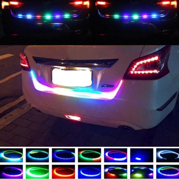 ไฟเบรกท้ายรถกระพริบเปลี่ยนสี ไฟเลี้ยวสีฟ้า ผิดกฎหมาย
