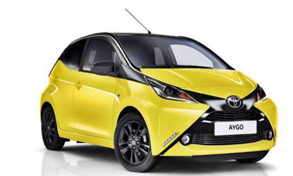 Toyota Aygo Minor Change 2018