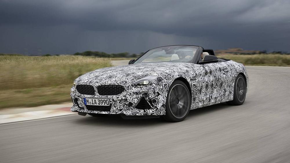 โดย BMW Z4 2019 นี้ มีการคาดการณ์กันว่าน่าจะใช้เครื่องยนต์สี่สูบ 30i หรือหกสูบ M40i 335 แรงม้า และอาจผลิตเป็นเกียร์อัตโนมัติ 8 speed เพียงอย่างเดียว
