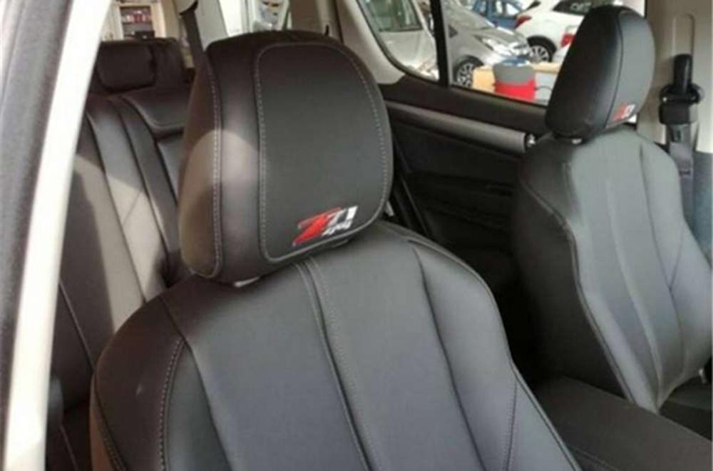 Chevrolet Trailblazer Z71 ให้ความบันเทิงผ่านระบบอินโฟเทนเมนท์บนหน้าจอทัชสกรีนขนาด 8 นิ้ว รองรับการเชื่อมต่อ Apple Carplay ติดตั้งระบบนำทาง Navigation System