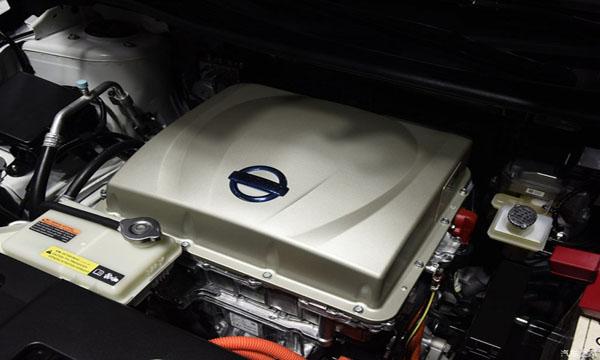 ขุมพลังใน Nissan Sylphy Zero Emission 2018