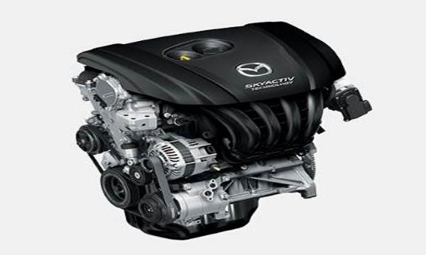 ขุมพลัง Skyactiv ใน Mazda CX3
