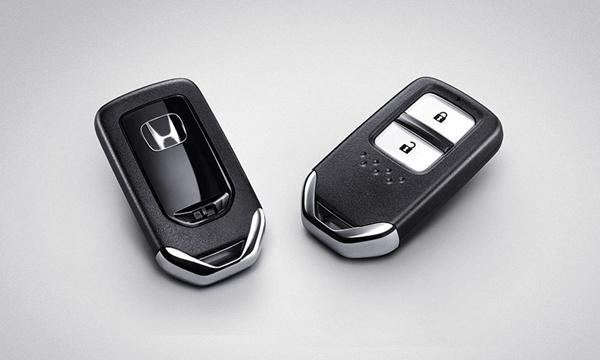 Honda HR-V มากับระบบกุญแจอัจฉริยะ Immobilizer พร้อมระบบสัญญาณกันขโมย