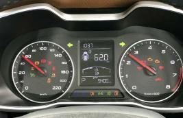 หน้าจอแสดงข้อมูลการขับขี่แบบอัจฉริยะ( Multi Function Display)