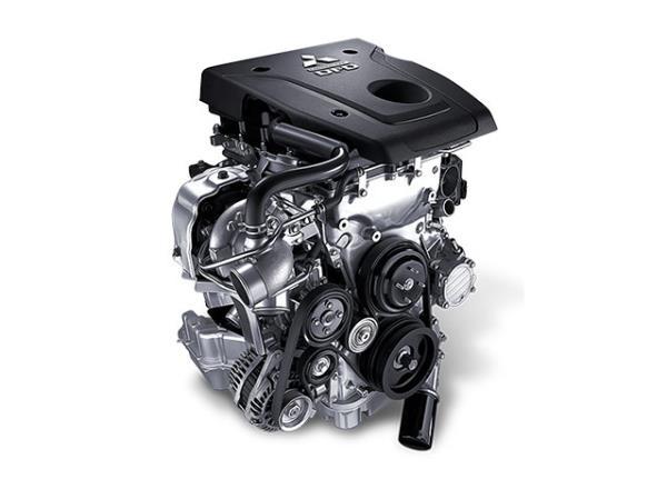 เครื่องยนต์ MIVEC Diesel 2.4 L 181 HP