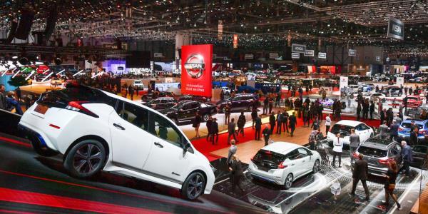 ยอดขายรถยนต์เพิ่มขึ้น