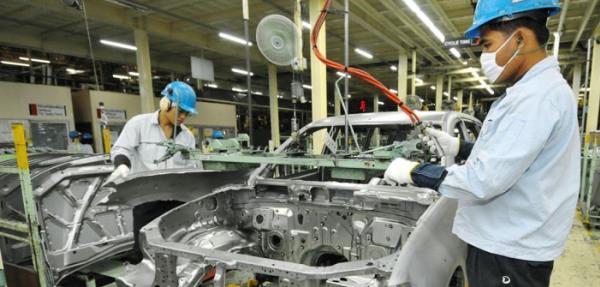 ยอดการผลิตรถยนต์เพื่อจำหน่ายในประเทศเพิ่มขึ้น