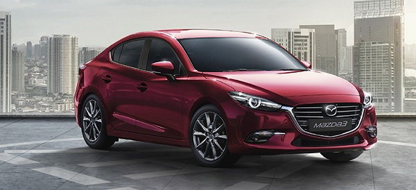 ALL NEW MAZDA 3  SKYACTIV