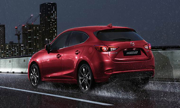 Mazda 3 2018 เรียบหรูเหนือระดับ