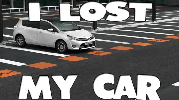 รถยนต์หาย