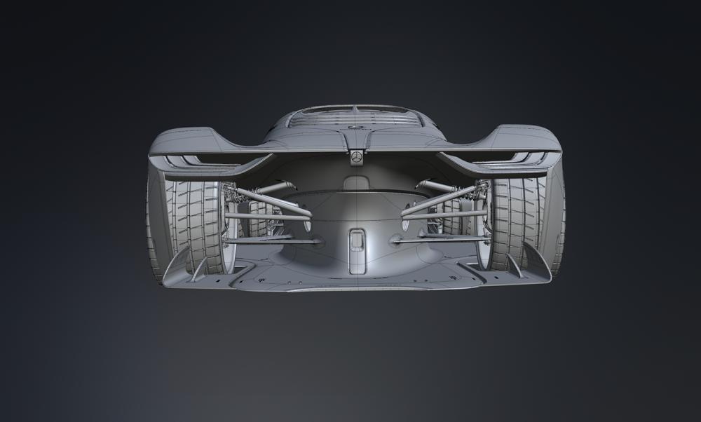 ทีมออกแบบเปิดเผยว่า Mercedes C01 จะมาพร้อมแนวคิดรถไฮเปอร์ไฟฟ้าที่เน้นสมรรถนะการขับขี่ที่ยอดเยี่ยม ที่สามารถใช้งานได้จริงบนท้องถนน