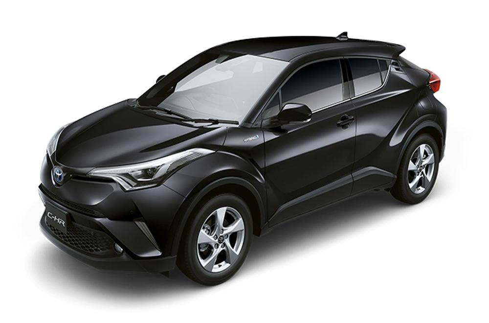 All New Toyota C-HR 2018 ผ่านการดีไซน์ขึ้นภายใต้แนวคิดยนตรกรรมแบบใหม่ที่ดีกว่า (Ever Better Car) ให้ความสปอร์ตโฉบเฉี่ยวผสานไปกับความคล่องตัวมากยิ่งขึ้น