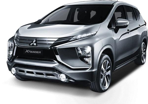 รูปลักษณ์ภายนอก Mitsubishi  Xpander 2018