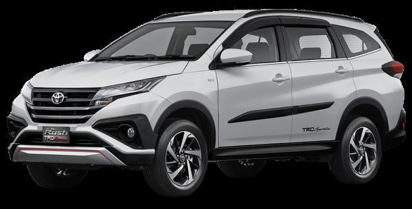 Toyota Rush 2018 ได้เปิดตัวและออกจำหน่ายครั้งแรกในแดนอิเหนาประเทศอินโดนีเซีย