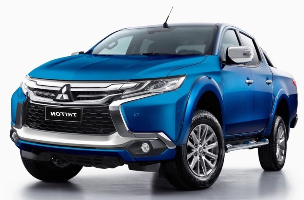 Mitsubishi Triton 2018khaorot Com