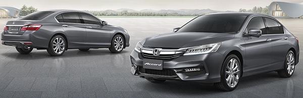 New Honda Accord