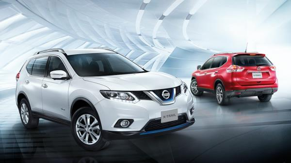 ALL New NISSAN X-TRAIL Hybrid