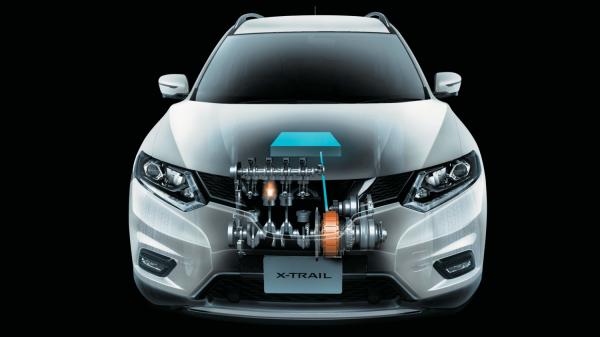 ระบบไฮบริดของ ALL New NISSAN X-TRAIL Hybrid