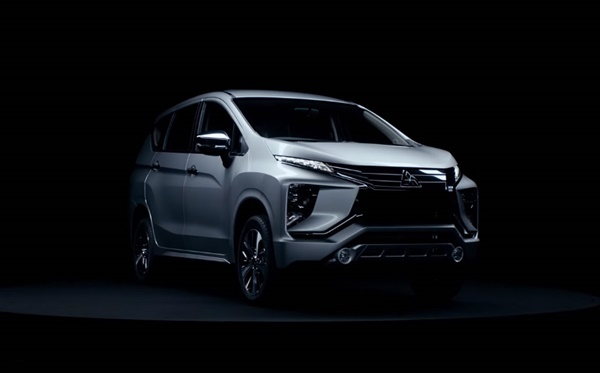 All-new Mitsubishi Xpander 2018