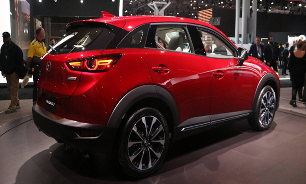 Mazda CX-3 Minor Change 2018
