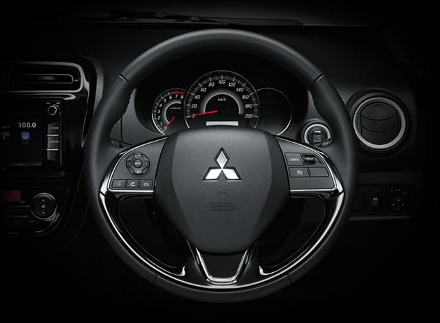 Mitsubishi Mirage MY 2018