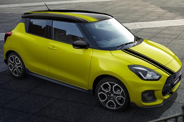 การแต่งรถของ Suzuki Swift