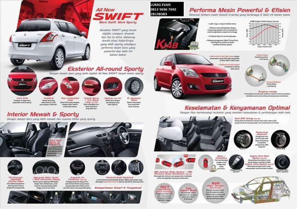 อุปกรณ์การแต่งรถ Suzuki Swift