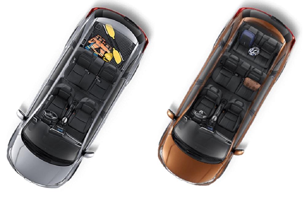 HONDA BR-V มีให้เลือกทั้งแบบ 7 ที่นั่ง และ 5 ที่นั่ง และยังสามารถปรับเปลี่ยน รูปแบบการใช้งานได้หลากหลายตามความต้องการ