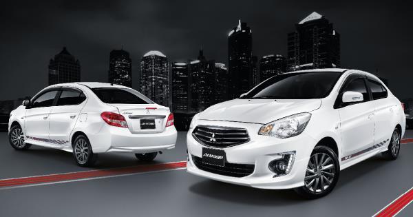รูปลักษณ์ภายนอก All New Mitsubishi Attrage 2018