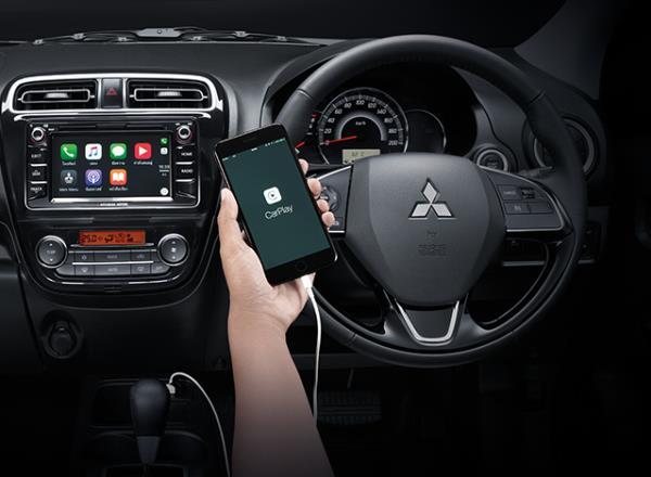 ระบบรองรับการเชื่อมต่อสมาร์ทโฟน