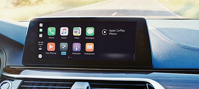 A SPECIAL CONNECTION : Apple CarPlayR