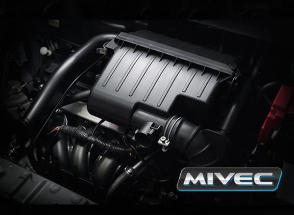เครื่องยนต์เบนซิน DOHC MIVEC 1.2 ลิตร