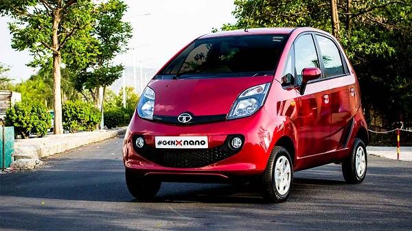 Tata Nano ได้ประกาศยกเลิกการผลิต