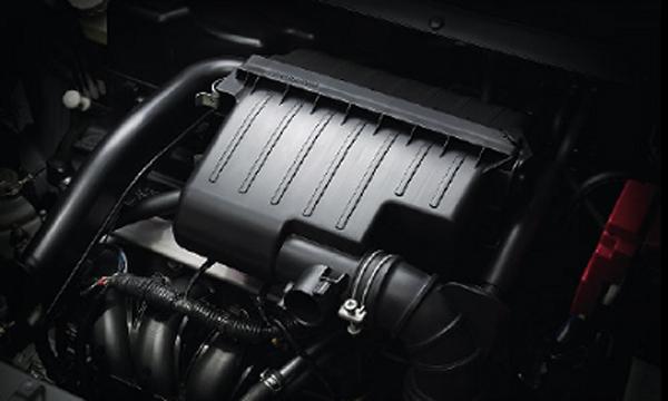 เครื่องยนต์เบนซิน DOHC MIVEC 3 สูบ 12 วาล์ว ขนาด 1.2 ลิตร