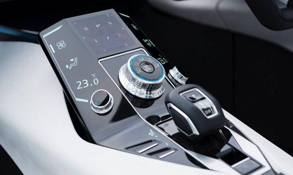 ระบบเกียร์แบบอัตโนมัติพร้อมปุ่มปรับโหมดการขับขี่แบบ Eco และ Power