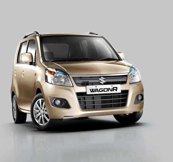 ดีไซน์ภายนอกของ Suzuki WAGON R 2018