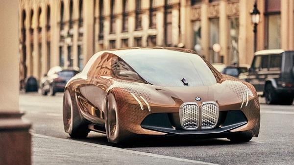 BMW ได้พัฒนารถยนต์ระบบขับขี่ไร้คนขับอัตโนมัติร่วมกับ Baidu
